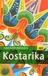 Obálka knihy Kostarika - turistický průvodce