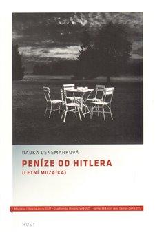 Obálka titulu Peníze od Hitlera