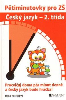 Obálka titulu Český jazyk 2. třída