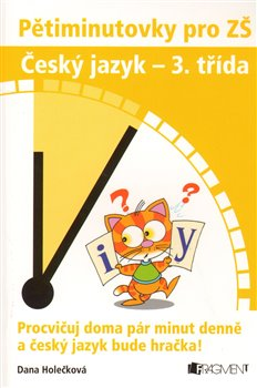 Obálka titulu Český jazyk 3. třída