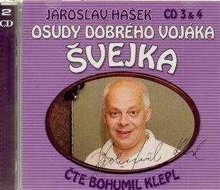 Osudy dobrého vojáka Švejka CD 3 & 4