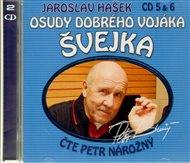 Osudy dobrého vojáka Švejka CD 5 & 6