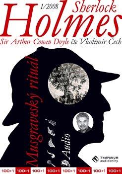 Obálka titulu Sherlock Holmes - Musgraveský rituál - 1/2008
