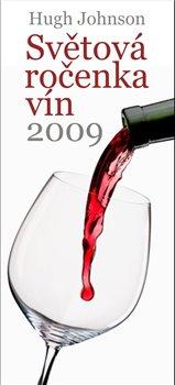 Obálka titulu Světová ročenka vín 2009