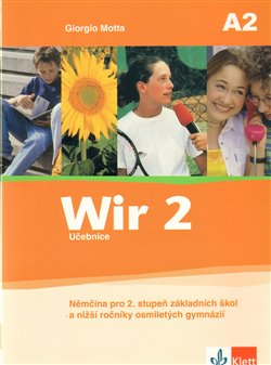 Obálka titulu Wir 2 - učebnice
