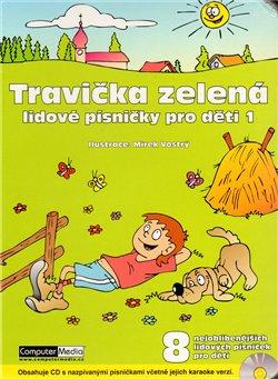 Obálka titulu Travička zelená - Lidové písničky pro děti 1