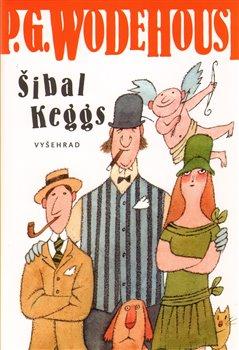 Obálka titulu Šibal Keggs