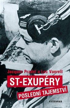 Obálka titulu St-Exupéry