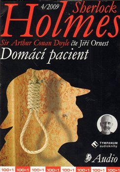 Obálka titulu Sherlock Holmes - Domácí pacient - 4/2009