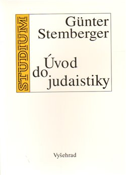 Obálka titulu Úvod do judaistiky