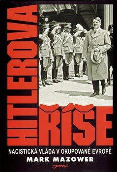 Obálka titulu Hitlerova říše