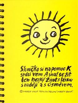 Obálka titulu Sluníčko si na pomoc k srdci vem