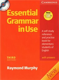 Essential Grammar in Use  with answers and CD-ROM - 3rd edition