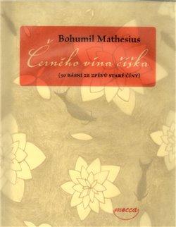 Obálka titulu Černého vína číška
