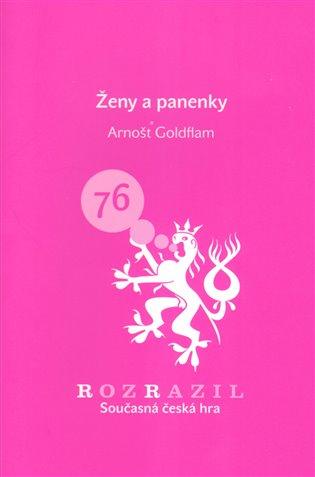 Ženy a panenky - Arnošt Goldflam   Booksquad.ink