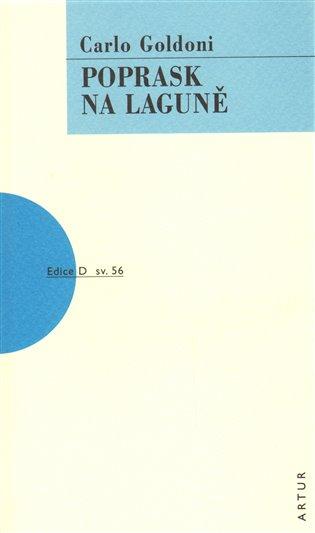Poprask na laguně:Komedie o třech dějstvích - Carlo Goldoni   Booksquad.ink