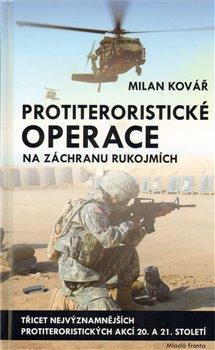 Obálka titulu Protiteroristické operace na záchranu rukojmích