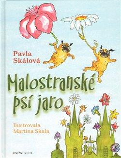 Obálka titulu Malostranské psí jaro