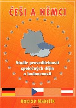 Obálka titulu Češi a Němci