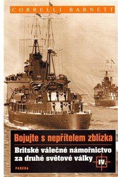 Obálka titulu Britské válečné námořnictvo za druhé světové války IV.