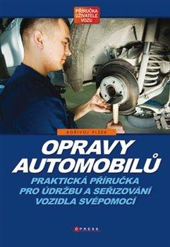 Obálka titulu Opravy automobilů