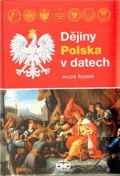 Obálka titulu Dějiny Polska v datech