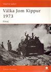 Obálka knihy Válka Jom Kippur 1973