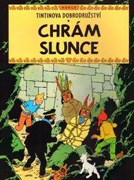 Tintin – Chrám Slunce