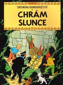 Obálka titulu Tintin – Chrám Slunce
