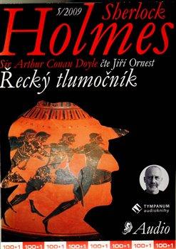 Obálka titulu Sherlock Holmes - Řecký tlumočník - 5/2009