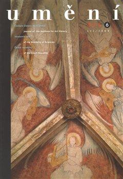 Obálka titulu Umění 6/2008
