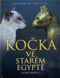Obálka titulu Kočka ve starém Egyptě