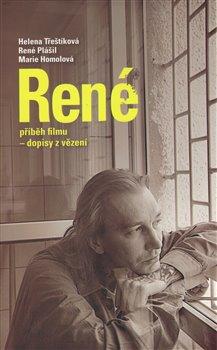 Obálka titulu René příběh filmu - dopisy z vězení