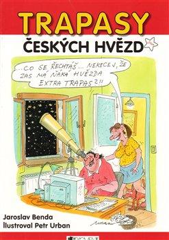 Obálka titulu Trapasy českých hvězd