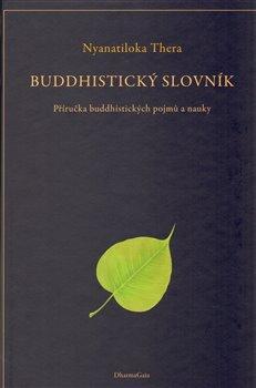 Obálka titulu Buddhistický slovník