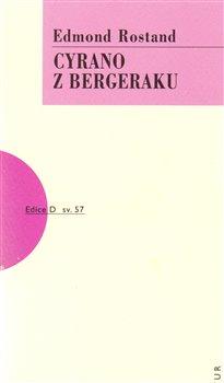 Obálka titulu Cyrano z Bergeraku