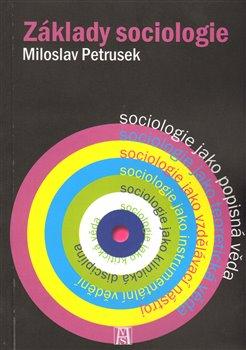 Obálka titulu Základy sociologie