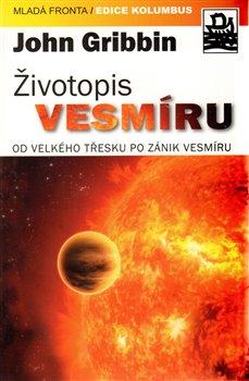 Obálka titulu Životopis vesmíru