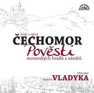 Pověsti moravských hradů a zámků - Naďa Moyzesová | Booksquad.ink