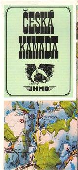 Obálka titulu Česká Kanada : mapa