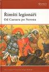 Obálka knihy Římští legionáři