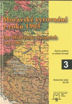 Obálka titulu Moravské vyrovnání z roku 1905