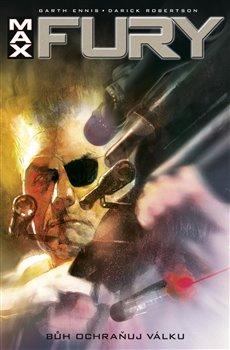 Obálka titulu Fury: Bůh ochraňuj válku