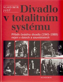 Obálka titulu Divadlo v totalitním systému