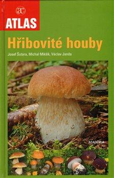 Obálka titulu Hřibovité houby