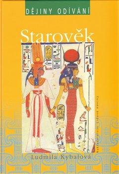 Obálka titulu Starověk - dějiny odívání