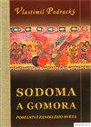 Obálka knihy Sodoma a gomora, poselství zaniklého světa