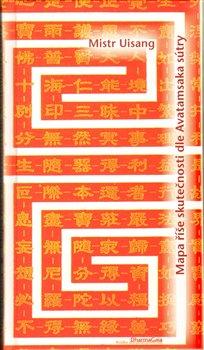 Obálka titulu Mapa říše skutečnosti dle Avatamsaka sútry
