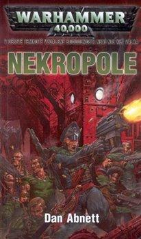 Obálka titulu Nekropole