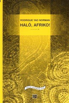 Obálka titulu Haló, Afriko!